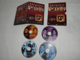 Box Dvds Originais Friends - 10ª temporada completa