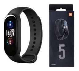 Smartwatch Mi Band 5 Xiaomi Original Versão Global Lacrado