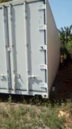 Container Resfriado e Congelado
