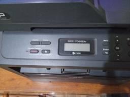 Impressora laserjet brother dcp 7065
