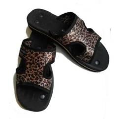 Calçados Magnéticos Chinelo Perfil Feminino