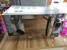Título do anúncio: Microondas espelhado Philco 25 litros