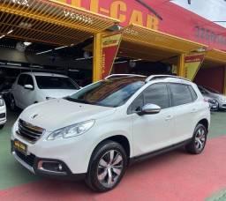 Título do anúncio: Peugeot 2008 Griffe turbo 1.6 2016