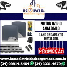 Título do anúncio: Portão Eletrônico PPA Dz rio Deslizante *
