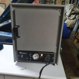 Estufa para esterilizador e secadora