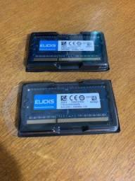 Memória RAM 8GB DDR4 2400Mhz Novas lacradas
