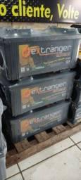 Título do anúncio: Bateria de Caminhão Bateria 100 AH Bateria 150 AH