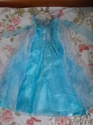 Título do anúncio: Vestido Frozen Festa