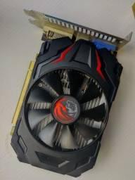Título do anúncio: Placa de Video Radeon Pcyes 4GB GDDR3 128b