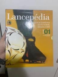 Título do anúncio: Lancepédia - A enciclopédia do Futebol Brasileiro