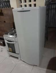Título do anúncio: Kit fogão e geladeira cônsul gelo seco tops