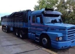 Título do anúncio: Scania 113/360 Topline 6 Marchas