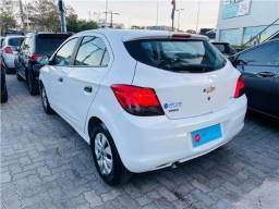 Título do anúncio: GM Onix 2019 Joy completo sensor de estacionamento