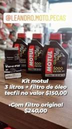 Título do anúncio: Óleo pra Moto 4T