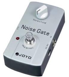 Joyo Noise Gate Cancelling NS1 Hum cancela ruído Stratocaster Fender