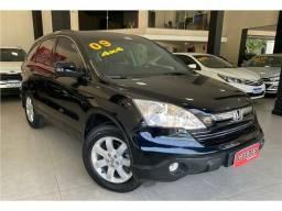 Honda Crv 2.0 Exl 4x4 Gasolina Automático 2009!!!