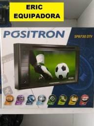 Título do anúncio: Central Multimidia Positon Sp8730 Dtv Tv Digital, Entrada Camera Ré - Instalado