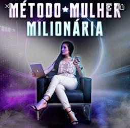 Título do anúncio: Método Mulher Milionária