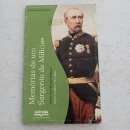 Título do anúncio: Memorias de um sargento de milícias