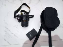 Título do anúncio: Camera D3200