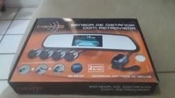 Sensor de Distancia com Retrovisor
