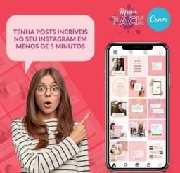 Título do anúncio: Canva (posts para redes sociais)