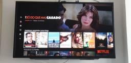 Smart TV Sony 40 polegadas um pouco mais de 1 ano de uso