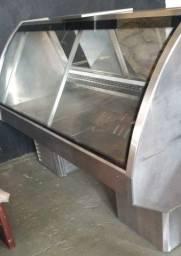 Título do anúncio: Refrigerador (freezer) Inox Vendo R$ 3.500
