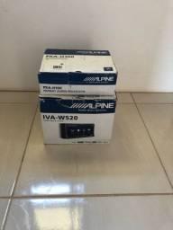 Alpine Iva w520 + Alpine Pxa-h100