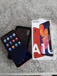 Título do anúncio: Samsung Galaxy A10 em perfeito estado