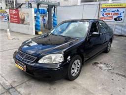 Honda Civic 2000 1.6 lx 16v gasolina 4p manual