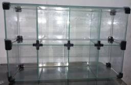 Título do anúncio: Baleiro em vidro novo