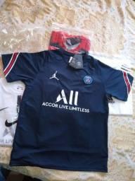 Título do anúncio: Camisa PSG  Nova Temporada 2021/2022 Treino