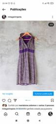 Título do anúncio: Ave Maria vestido retrô renda