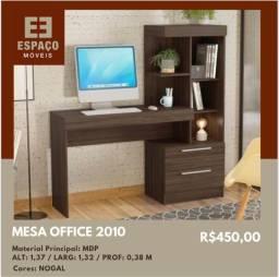 Título do anúncio: Mesa Office 2010 #Entrega e Montagem Grátis