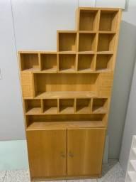 Título do anúncio: Armário com nicho modular quadrado