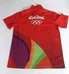 Título do anúncio: Camisas olimpíadas Rio 2016