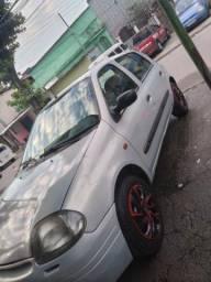 Título do anúncio: Renault Clio 2002 com GNV