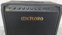 Caixa amplificada de guitarra meteoro GS100