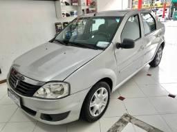 Título do anúncio: Vendo Renault Logan 1.6 FLEX COMPLETO