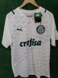 Título do anúncio: Camisa do Palmeiras 2021/22 Tamanho G