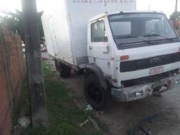 Título do anúncio: Caminhão vw 13130 86 baú toco 35 mil