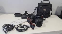 Câmera Sony DSLR-A300