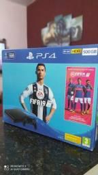 Sony PlayStation 4 slim 500gb standart