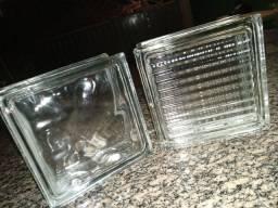 Título do anúncio: Tijolo de vidro