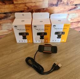 Título do anúncio: Webcam com microfone alta resolução 720P hd