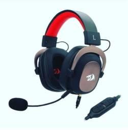 Fone headset gamer Redragon Zeus