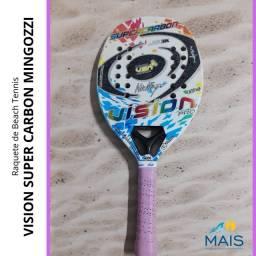 Raquete de Beach Tennis Vision Super Carbon Mingozzi