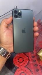 Título do anúncio: iPhone 11 Pro max 256 gigas