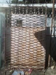 Título do anúncio: Aranha de janela que pode ser feito portão.  2.00x1.20